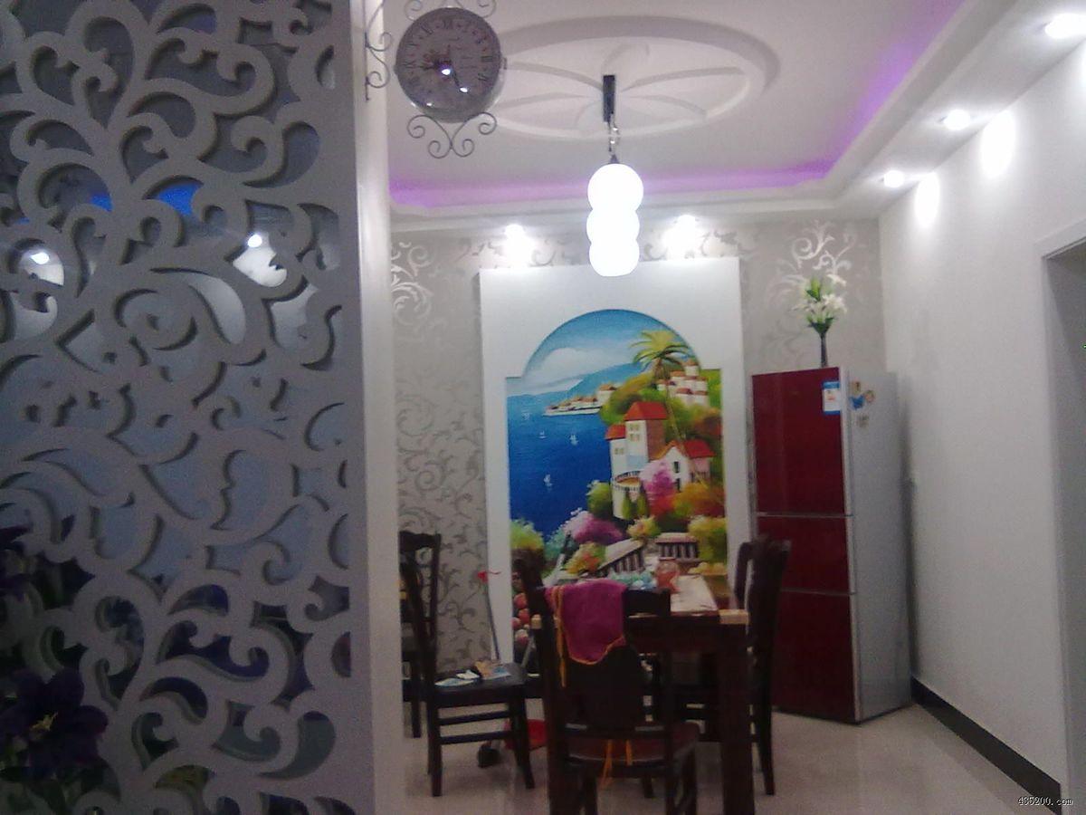 家里墙绘图片q动物